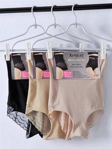 Ropa interior abdominal de seda de hielo de seda de la seda de la mujer y la ropa interior que forma el cuerpo