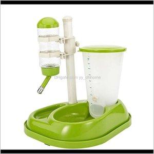 لعب يمضغ ميتال شارب المغذية الأطباق مياه الحيوانات الأليفة للقط الكلب jytjq kevrw