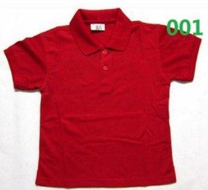 Summer Children's Polos Shirt Tees Designer Baby Boys Girls T- Shirts Kids Crocodile Clothes Tops