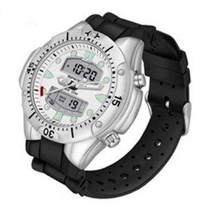손목 시계 패션 빛나는 전자 남자 방수 쿼츠 시계 Sanda3009-1