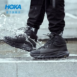 Hoka One Men's Kaha Gtx Outdoor Middle Top Waterproof and Anti-skid Light Hiking Sho Products