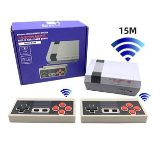 Wireless Video Game Console can store 620 games Nostalgic host Retro TV Consoles Box AV Output Dual Player Controller 8-bit