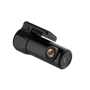 Hidden 1080p Wifi Car Dvr 360 Degree Panoramic HD Cars Recorder Camera Video Auto Driving Recorders Night Vision G-Sensor Dvrs App Monitor