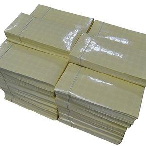 1,5 cm 2 cm 2.5 cm 3 cm 4 cm Adesivi per etichette trasparenti rotondi cerchio chiaro clear sigillatura autoadesivo al dettaglio pacchetto di medielli