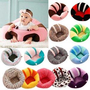 Baby support seat sofà carino animali morbidi a forma di bambino infantile infantile imparare a sedersi la sedia mantenere la postura seduta confortevole 13 colori sh190925