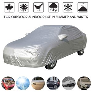 Exterior Outdoor Protection Full Car s Snow Cover Sunshade Waterproof Dustproof Universal for Hatchback Sedan SUV