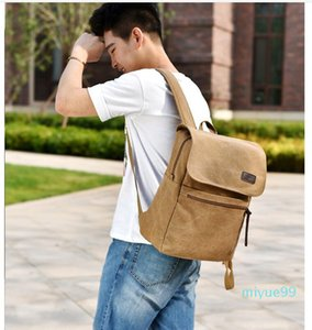 Brand Men Backpack College High Middle School Bags For Teenager Boy Girls Laptop Travel Backpacks backpack Leisure computer bag