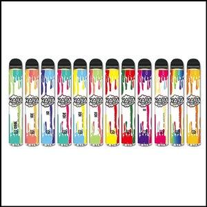 HAKA XXL Disposable Device Kits cigarette 2800 Puffs 1700mAh Battery Prefilled 5ml Pod Vape Stick Pen Bar Plus