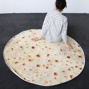 침구 아울렛 멕시코 Burrito 담요 3D 옥수수 옥수수 플란넬 담요 침대 fleece 던져 재미있는 봉 제 bedspreads 도매 zwl412