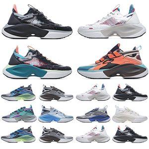 Французский роскошный брендующий сигнал Dimsix шесть генерации обуви серия повседневных видов спорта DADDY WITLE JOGGing обувь Midsole TPU пластиковый амортизационный фильм