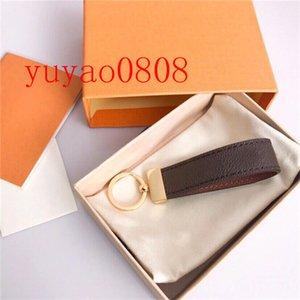 Luxury Keychain High Qualtiy Key Chain & Key Ring Holder Brand Designers Key Chain Porte Clef Gift Men Women Car Bag Keychains