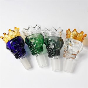 Beautiful Octopus Glass Bowls With 14mm Or 18mm Male For Glass Bubbler Bongs Water Pipe Ash Catcher Glass Smoking Bowl 480 R2