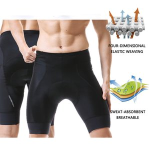 Pro Cycling Shorts 5D Silicone GEL Pad 100% Lycra Cycling Bib Shorts MTB Bike Shorts Bicycle Cycling Bib Tights 629778171875