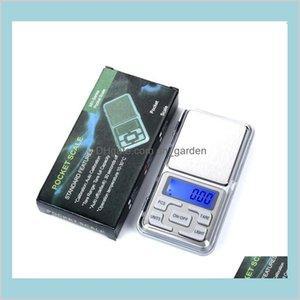 Pesaje Análisis de medición Instrumentos Oficina Escuela Negocio Industrial Mini Electronic Digital Diamond Jewelry Scale Balanc