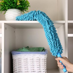 Dusters Chenille Microfiber Duster Cleaner Handle Flexible Washable Clean The Dust Furniture For Ceiling Fans Car