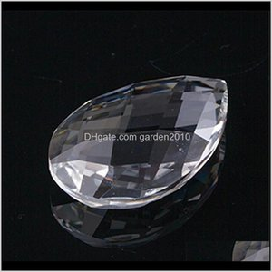 Decorative Objects & Figurines 50Mm Curtain Pendants Pendant Crystal Chandelier Parts Vpkzc 3Y7Vd
