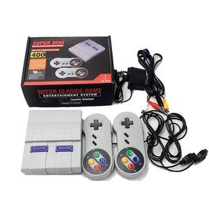 HD TV Video Game Consoles Nostalgic host 400 Games 8bits Retro Console AV Output Dual Player Controller