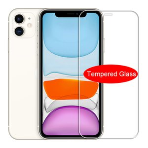 Tempered Glass Full Cover For iPhone 11 12 Pro MAX Screen Protector Glass For iPhone X XR XS MAX 5 5s 7 8 6 6s Plus