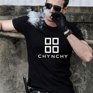 Herren Brief Druck Tees Herren Sommer T-shirts Herren Mode Straße T-junge Casual Crew Hals T-shirts Hohe Qualität T-Shirt Plus Größe