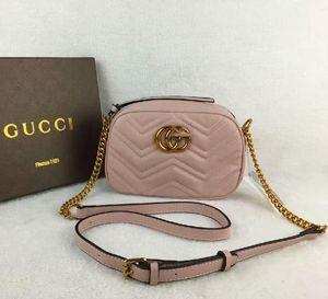 GUCCI Luxury Designer 5A quality Shoulder Bag tote Genuine Leather clutch ophidia Women's men Crossbody Bags handbags Wallet Handbag totes GG Purses
