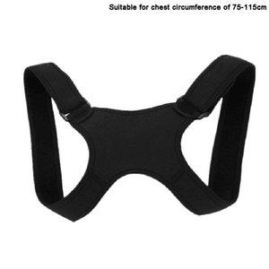 Support Corrector Back Corset Belt Pain Shoulders Brace Correction Orthosis Protection Body Posture For Both Gender
