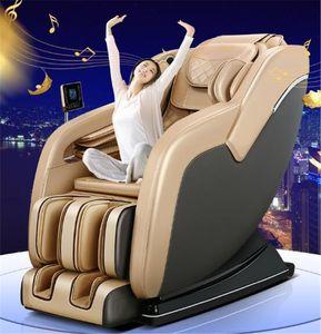 Multifunction R7 Health Massage Chair 4D Products Luxury Zero Gravity Kneading Foot Shiatsu Electric Full Body