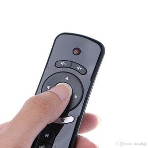 مصغرة ذبابة T2 Air Mouse 2.4G اللاسلكية لوحة المفاتيح الماوس لالروبوت التلفزيون مربع التحكم عن بعد