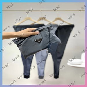 Men Designers Stylist Pants Luxurys Casual Pant Brands Knitting Joggers Trackpants Slim Pure Cotton Trousers Elastic Waist Harem Top Quality