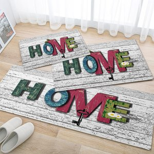 Kitchen Mat Entrance Doormat for Living Room Non-Slip Bathroom