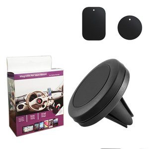 Phone Mounts Holders Magnetic Holder For In Car Air Vent Mount Universal Mobile Smartphone Stand Magnet Support Cell