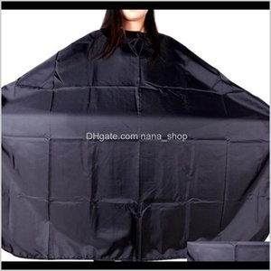 Other Cares Care & Styling Tools Products Drop Delivery 2021 Cutting Hair Waterproof Cloth Salon Barber Gown Cape Hairdressing Hairdresser X6