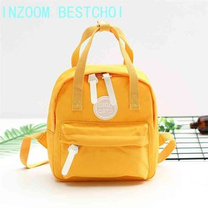 Children's Mini Backpack Cute Lightweight Waterproof Gift Bag Fashion Outdoor Travel Rucksack Mochila Mujer Sac A Dos 210911