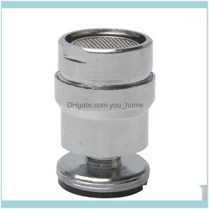Kitchen Faucets Faucets, Showers As Home & Gardenfilter Chic Sprayer Connector Tap Water Saving Chrome Aerator1 Drop Delivery 2021 Czkjs