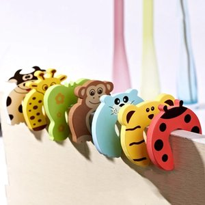 Baby Child Proofing Door Stoppers Finger Safety Guard Random Holder Lock Safety Guard Finger Protect Toy For Baby
