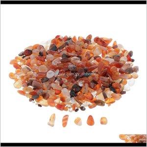 100G Pretty Stone Chips Decorative Crafts Ornaments Diy Mosaic Art 9Hnsm Fuvvc