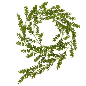 Artificial Eucalyptus Vine, Wedding Backdrop Arch Wall Decor, Fake Hanging Plant Ivy For Table Festival Party Decoration Decorative Flowers
