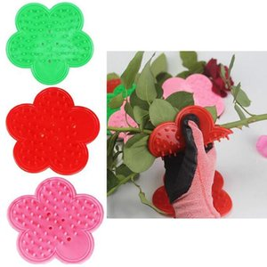 Other Garden Supplies 1PC Plastic DIY Cut Tool Florist Flower Rose Thorn Stem Leaf Stripper Removing Burr Eco-friendly