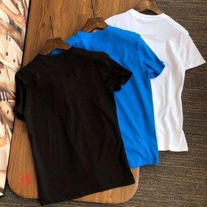 2021 Moda Tendência de manga curta t-shirt Mensclothes Verão Clássico de Alta Qualidade Estilista Senhora Mangestão Curta Mulheres ShoppingLuxury