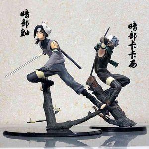 yutong аниме фигурки какаши хатак itachi uchiha с воронами kssk меч akatsuki член pvc действие фигурку