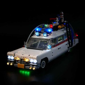 Only led lights kits for 10274 GHOSTBUSTERS ECTO-1 (NOT Include The Model)