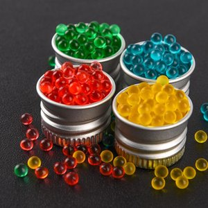 Cigarette Filter Capsule Burst Beads Smoking Accessories Mixed Taste Mint Flavor Aroma Tobacco Natural DIY Cigarettes Blast Crush Balls YL03