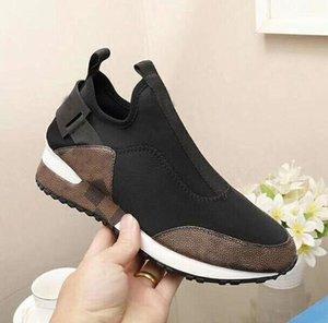 06W Последний мужчина Женщины Модные Платье Обувь Кожаная Дышащая Открытый Низкий Спортивный Спортивный Обувь