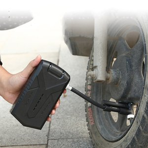 Electric Air Pump Portable Mini Tires Inflator Compresor Bike Bicycle Cycling Motorcycle With Tre Pressure Display 646 X2