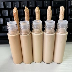 Makeup Face Contour Concealer Contorceur Contours Foundation 5 Colori Light Sand Sand Light Medium Fair 10ml Concettori liquidi Crema Top Quality Nuovo