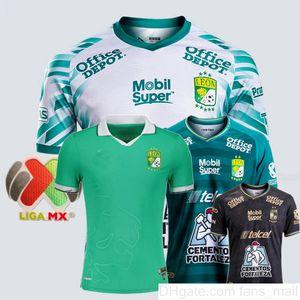 2021 2022 Liga MX Club Leon Soccer Jerseys Home Over 3D 20 21 22 футбольная рубашка S-4XL