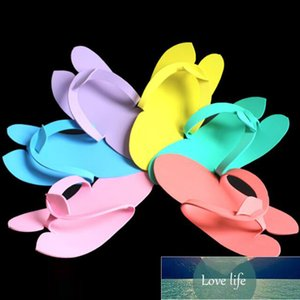 36 Pairs Disposable Slippers Spa Pedicure Sandals Foam Slippers Pedicure Slippper For Salon Spa Pedicure Flip Flop Slippers
