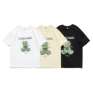 Xinchen 2021 été cub avec t-shirt et foule designm80u