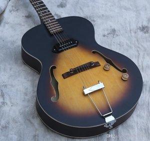 Jazz Hollow Body Electric Guitar