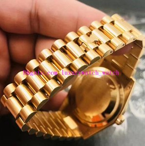 118239 Bracelet 36MM 118238 Dial 128238 Wristwatches Luxury Steel Silver Stainless Gold Mechanical Diamond Men's Watches Bgfwi