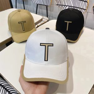 Baseball Caps Fashion Bucket Hat Patchwork Letter Design for Man Woman Dome Ball Cap 9 Color Top Quality